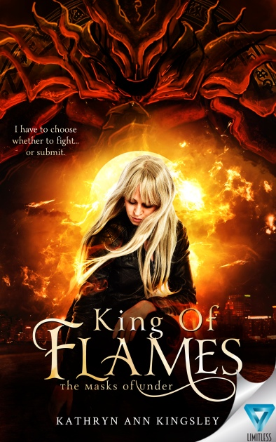 King of Flames Front Cover.jpg